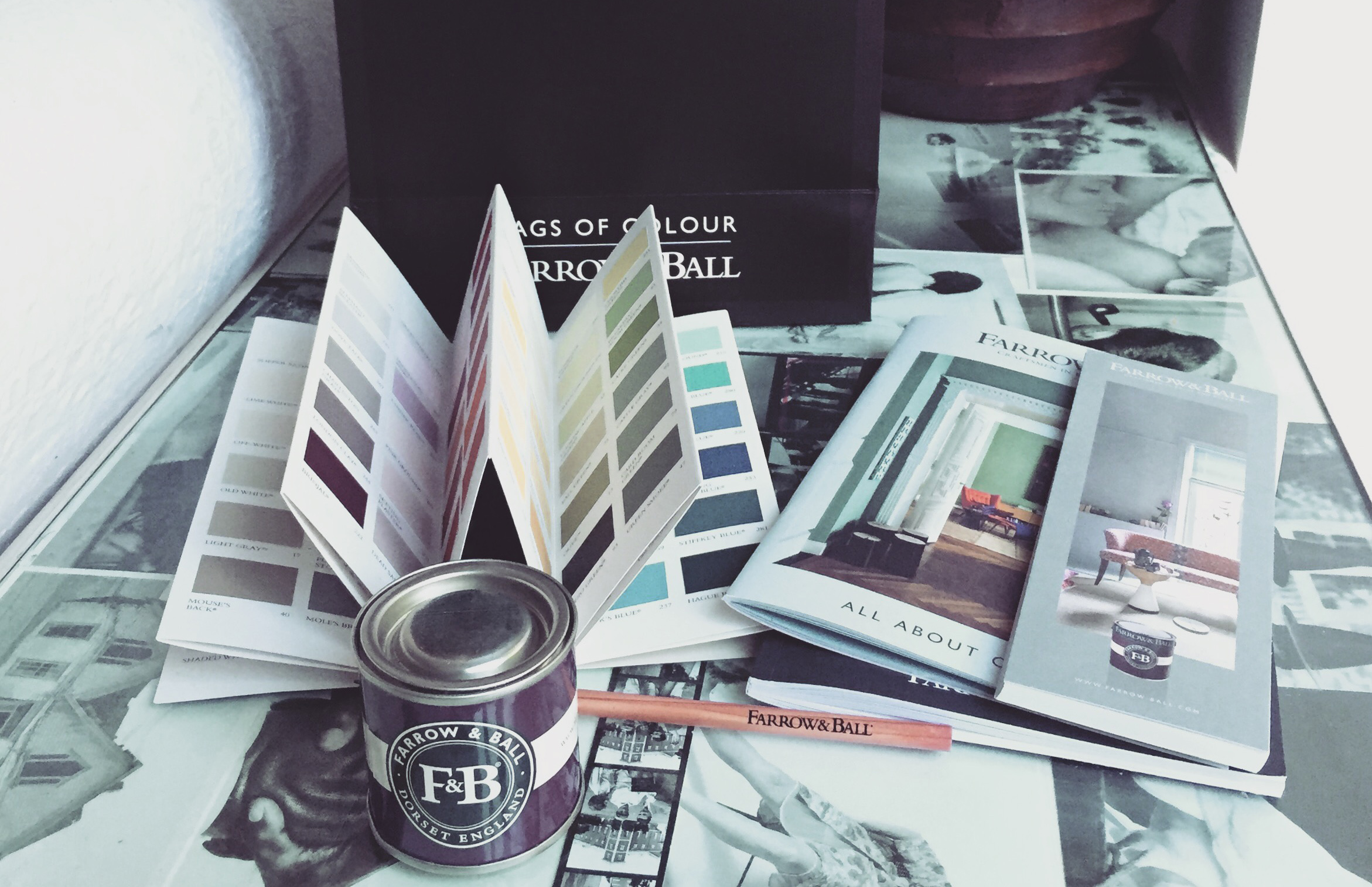 Colour in the Home with Farrow & Ball's Joa Studholme
