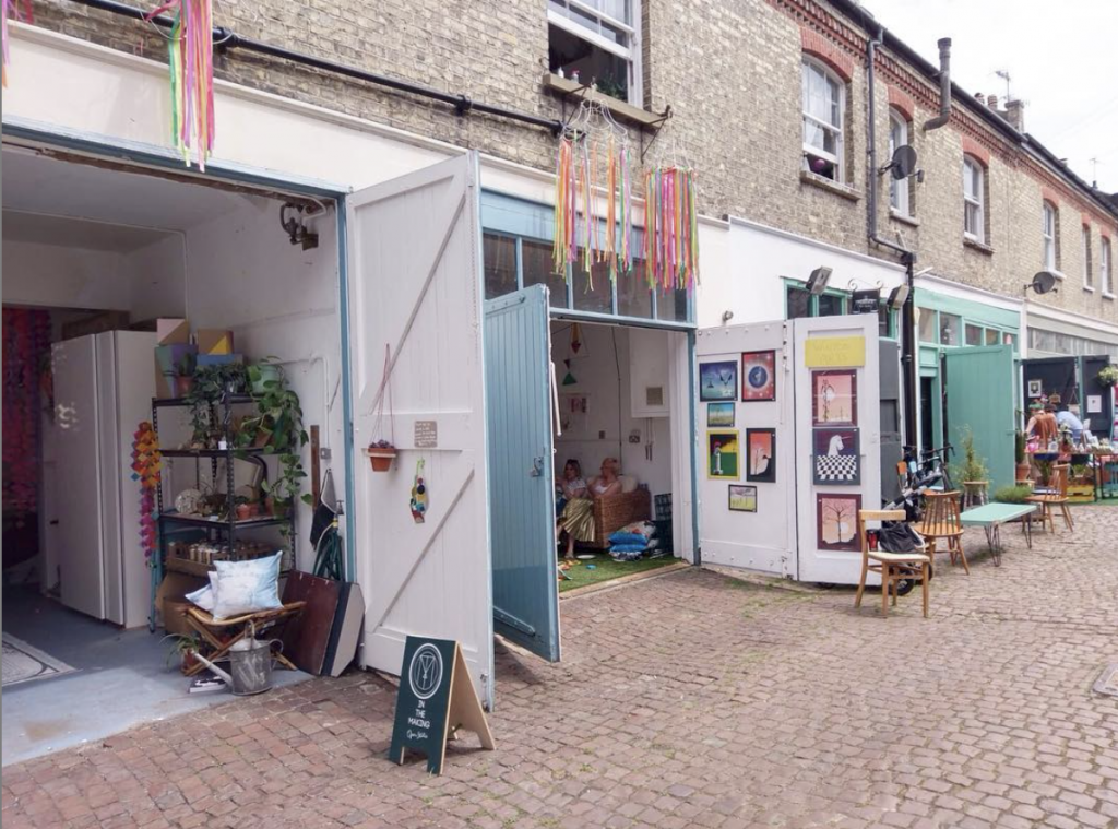 Creative studios Cambridge Mews Hove